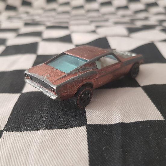 Hot Wheels Redline Copper Custom Mustang