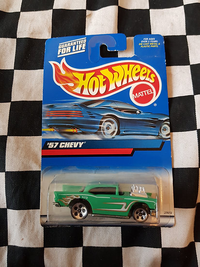Hot Wheels 1999 57 Chevy