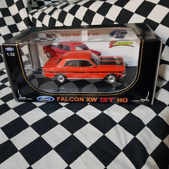 Oz Legends 1:32 Ford Falcon XW GT HO Orange