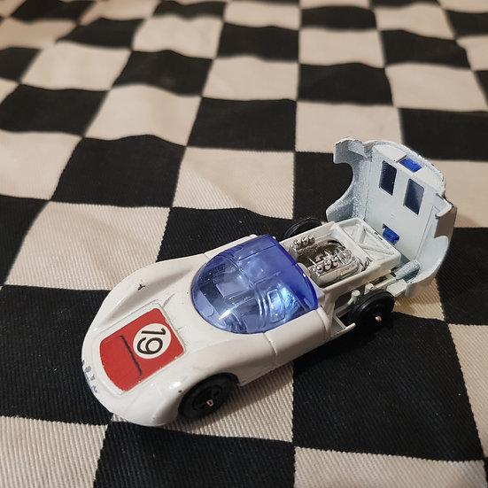 Vintage Corgi Juniors Whizzwheels Porsche Carrera 6