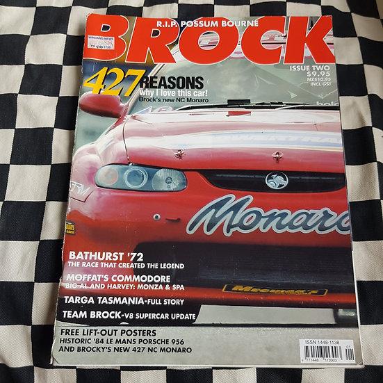 BROCK Magazine #2 VHTF