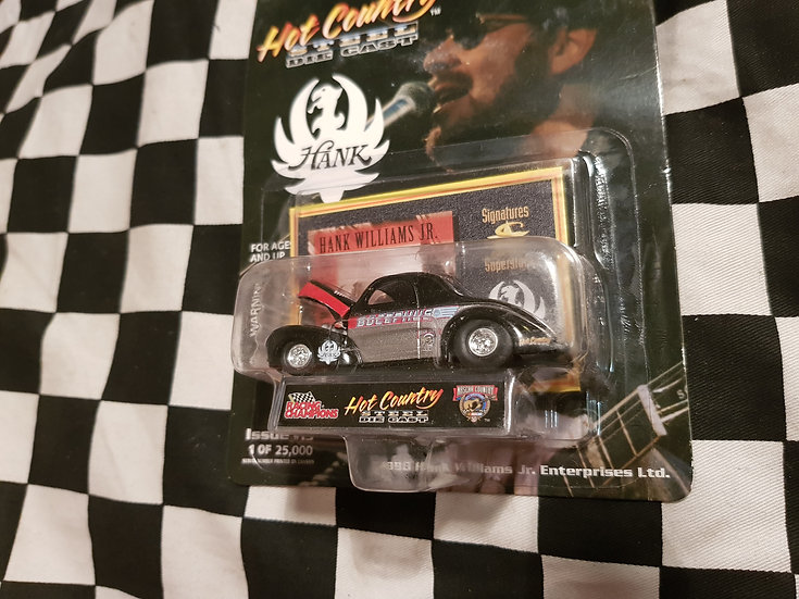 Racing Champions Hot Country WILLYS Coupe Hank Williams JR