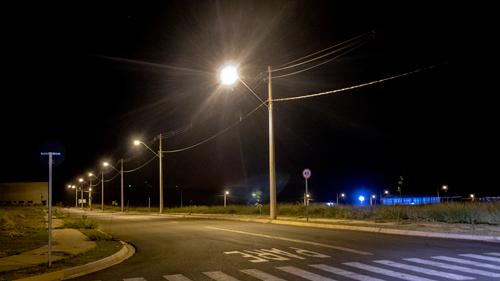 Iluminação Noturna