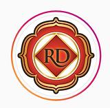 Red Diamond Yoga Logo