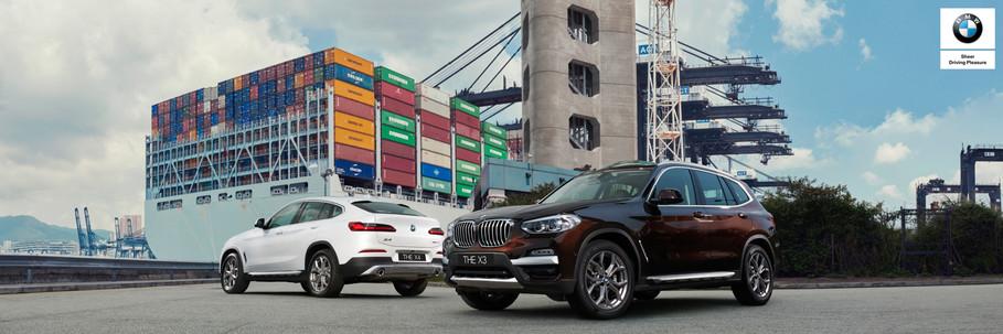 BMW 2019 The New X3 & X4 - KV