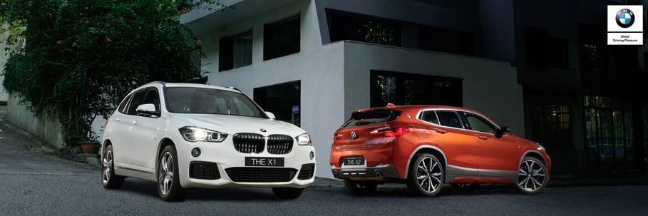 BMW 2019 The New X1 & X2 - KV