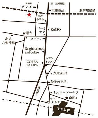 美容院ソレイユ地図 南西口ver..jpg