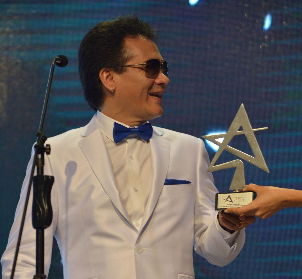 Jorge Eduardo Premios Maya Astro