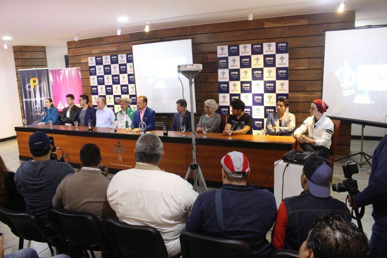 PREMIOS MAYA - Conferencia de Prensa