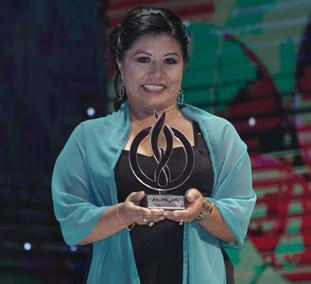 Mejor Locutora de Radio 2017