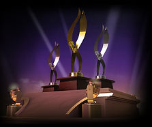 First Maya Awards Trophy