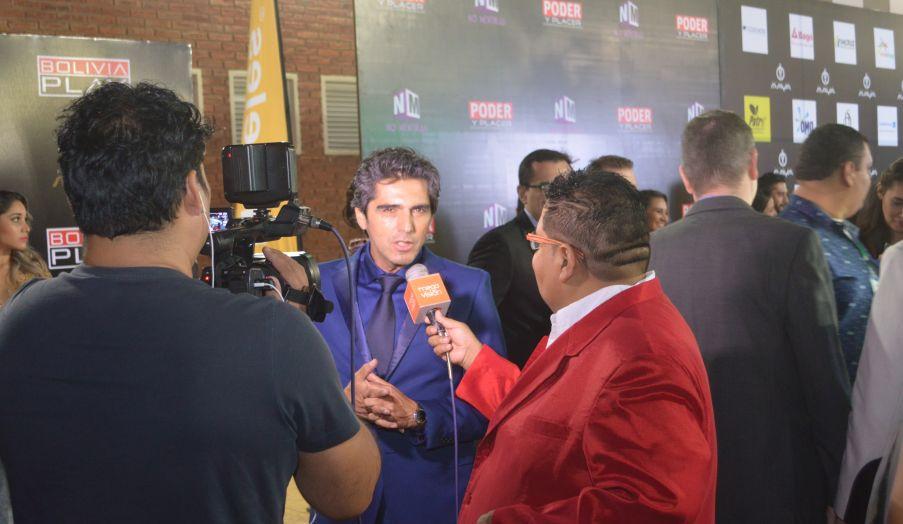 Premios Maya Bolivia - Alfombra Roja
