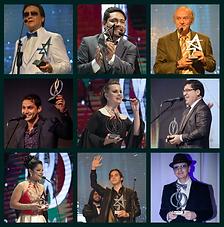 Artistas Premios Maya Bolivia