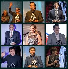 Ganadores Premios Maya Bolivia