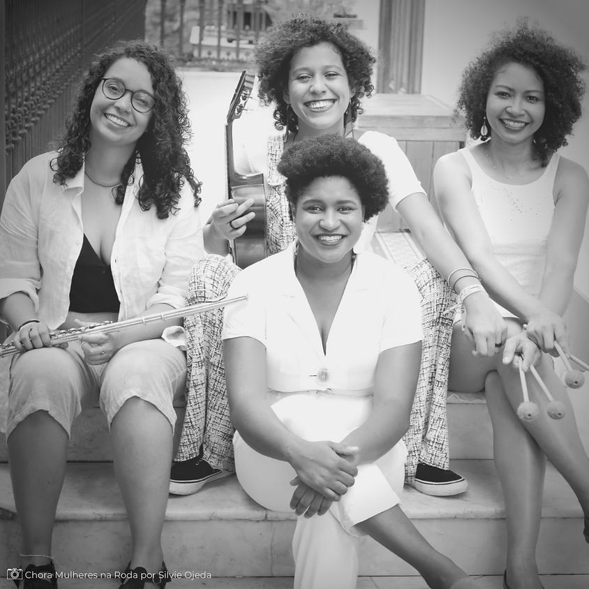 Show com Chora - Mulheres na Roda