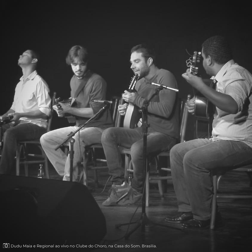 Show Quarteto Dudu Maia