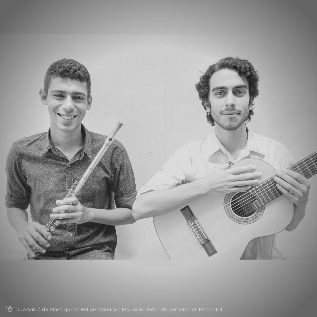 Duo Sabiá da Mantiqueira Felipe Moreira