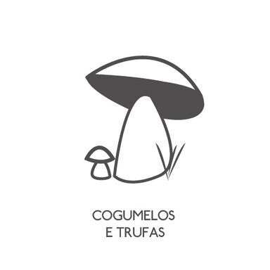 COGUMELOS E TRUFAS