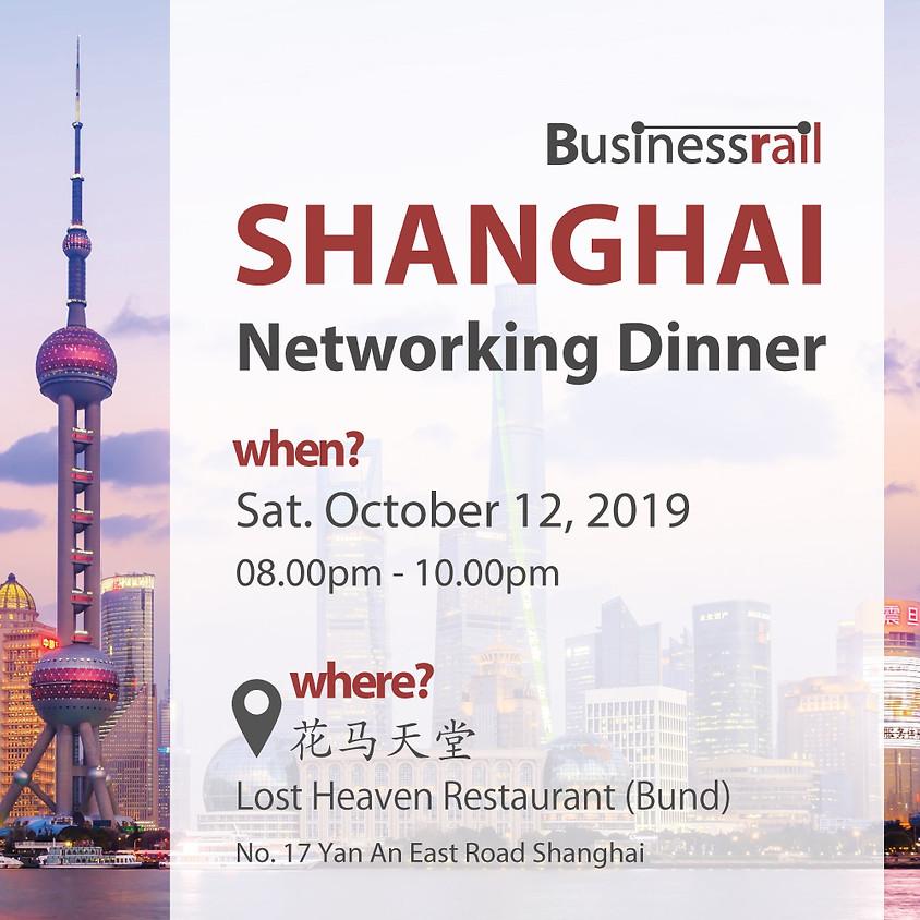 Shanghai Networking Dinner