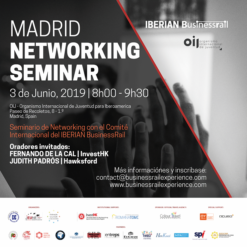 MADRID NETWORKING SEMINAR