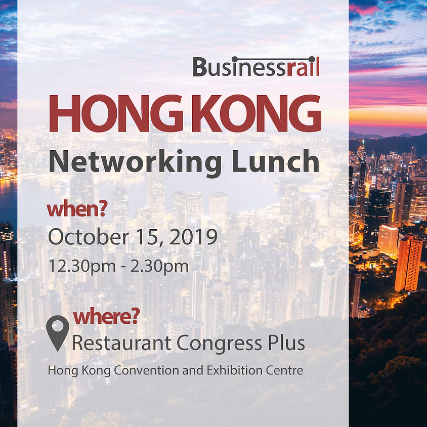 Hong Kong Networking Lunch