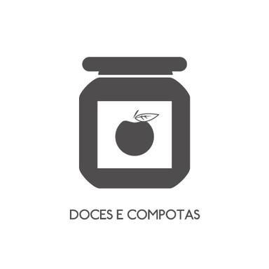 DOCES E COMPOTAS