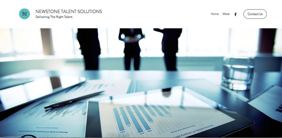 Newstone Talent Solutions - Financial Recruitment, London