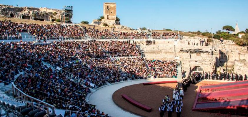 Greek Theatre Season 2021 - Syracuse, Sicily