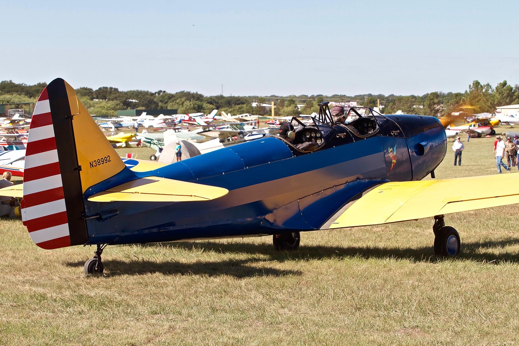 Airshow | Ranger Airfield