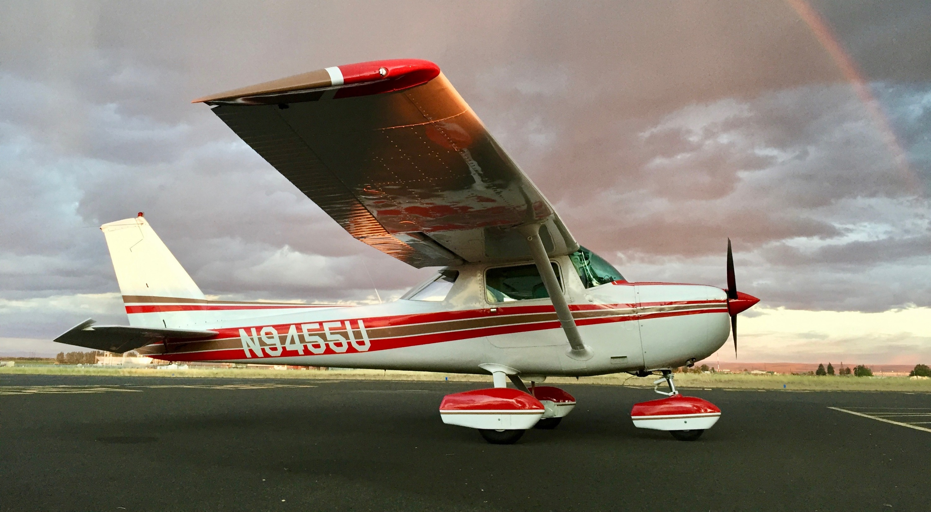 ENTER TO WIN THIS CESSNA!