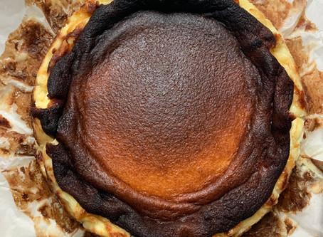 עוגת גבינה בסקית מושלמת ומושחתת