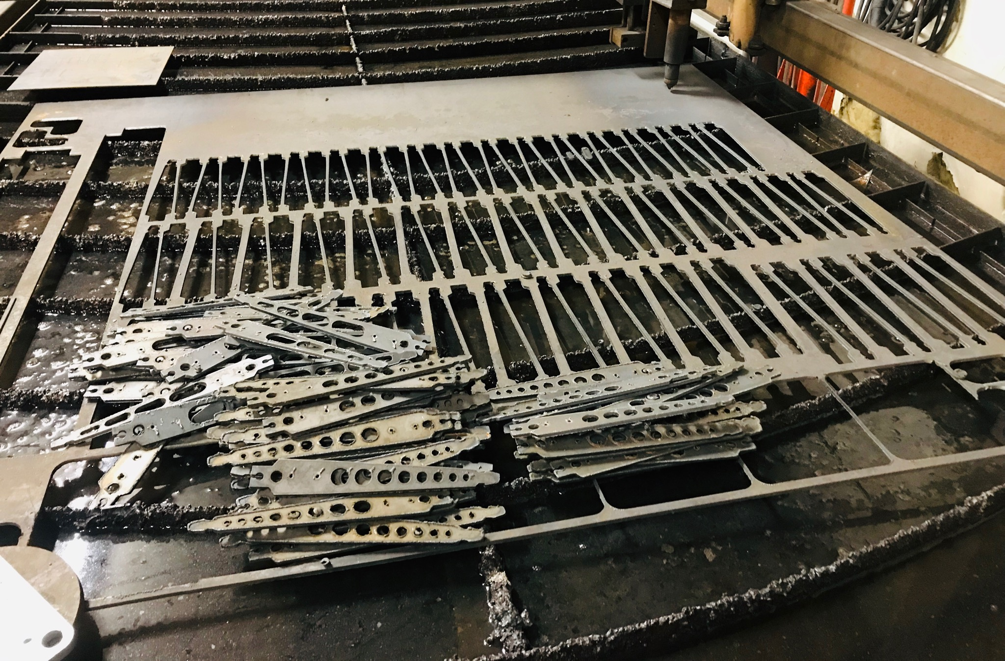 CNC Plasma Parts