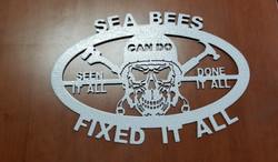 Sea Bees Fixed It All