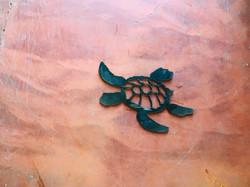 Turtle Plaque
