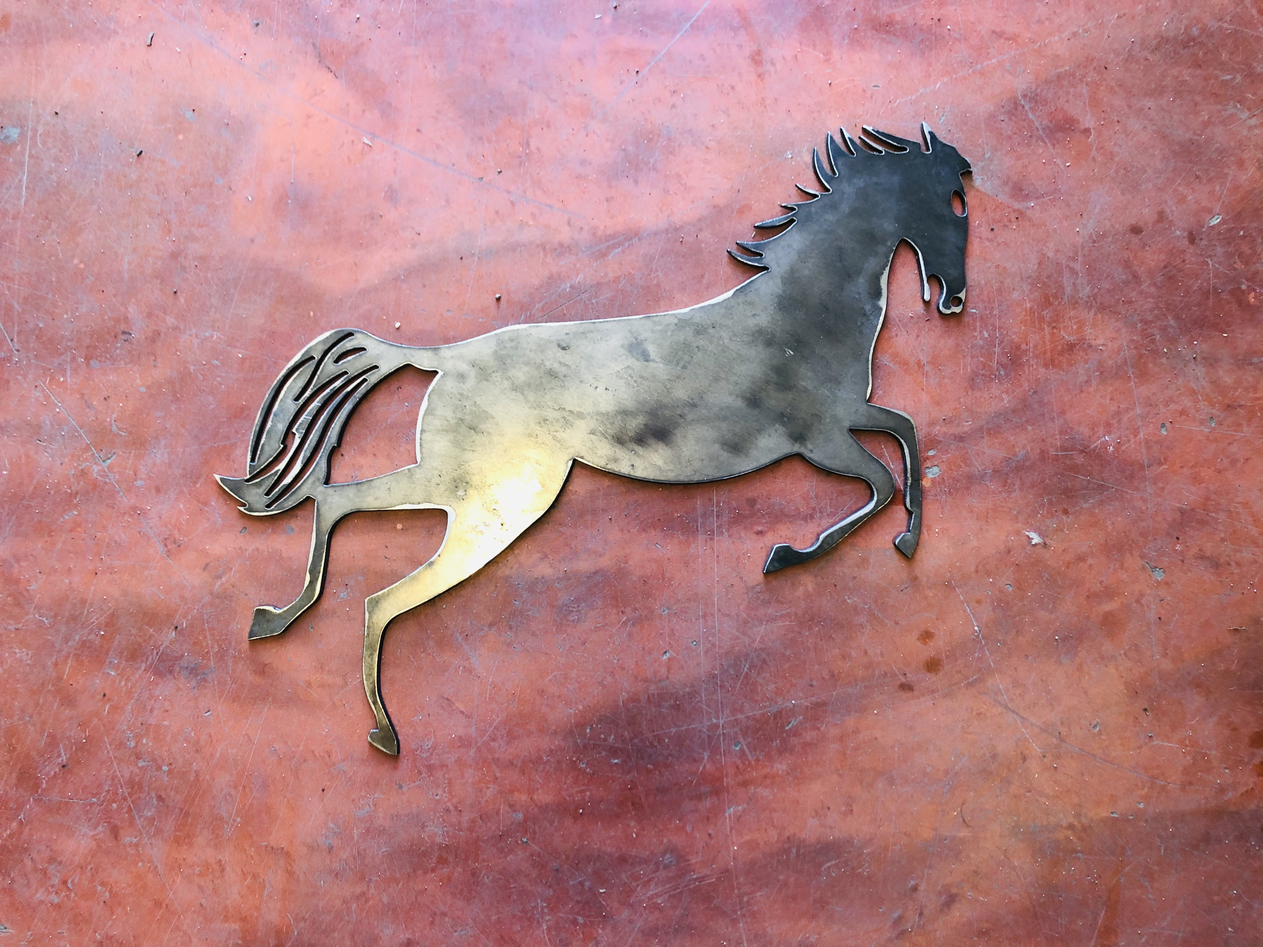 Horse Plaque