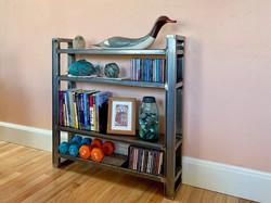 Steel Bookshelf
