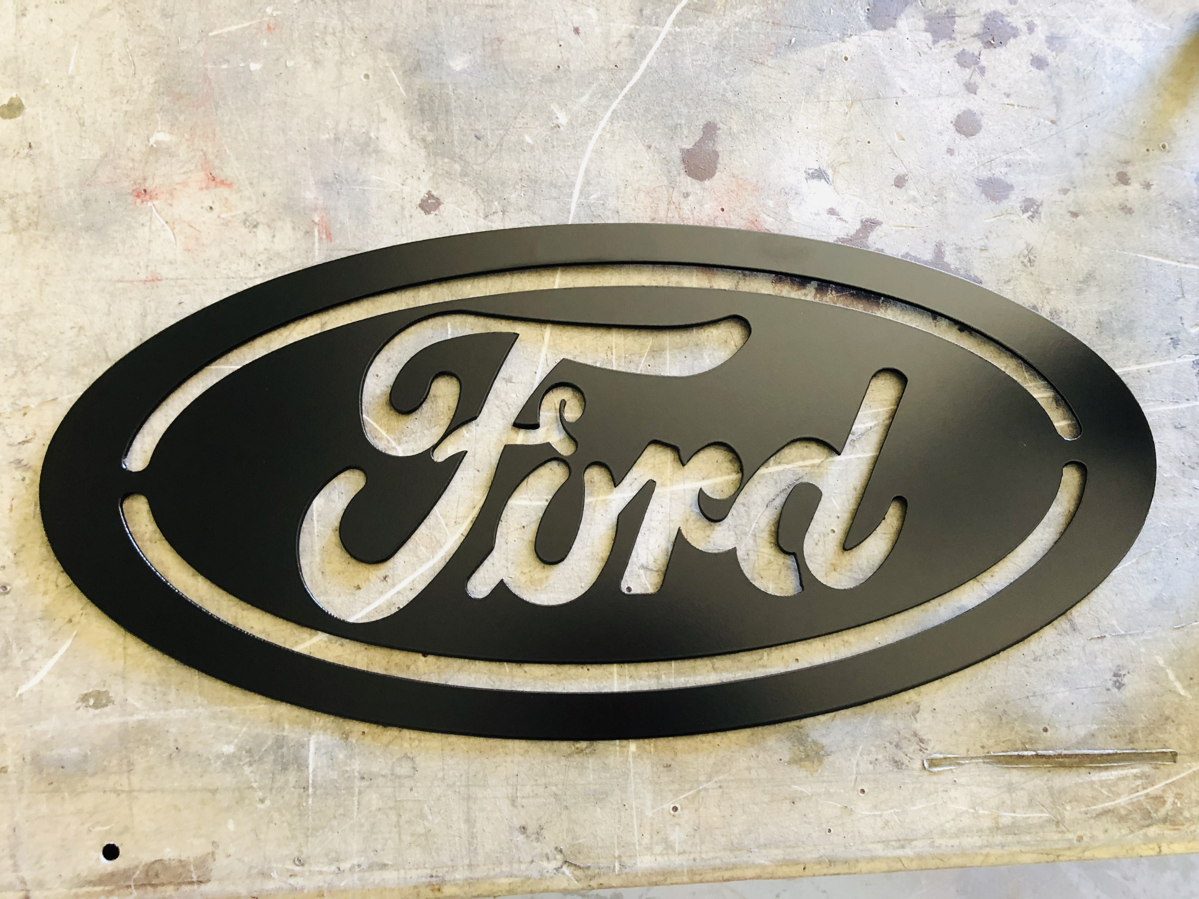 Ford Logo