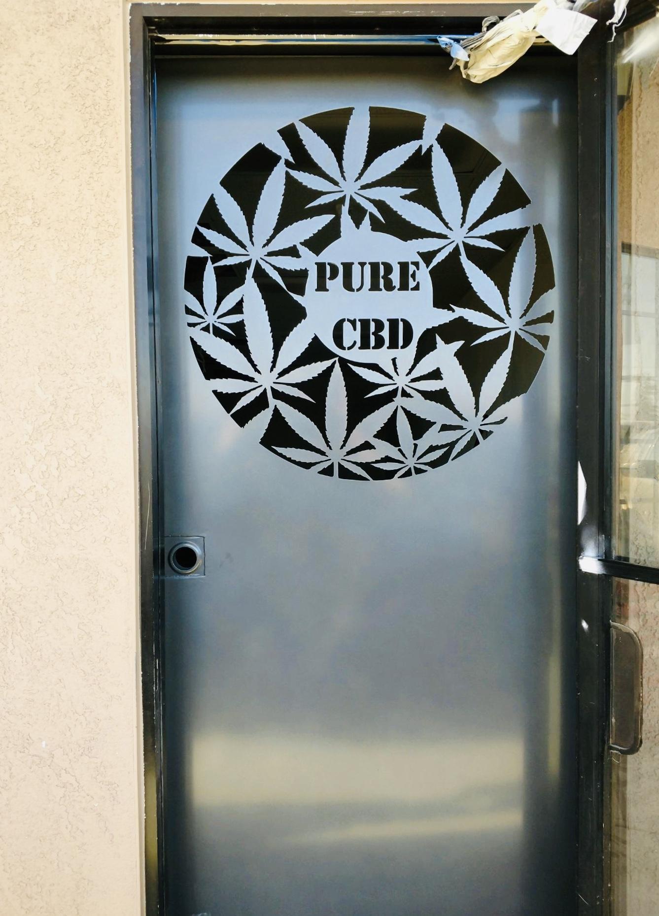 CNC Plasma Screen Door