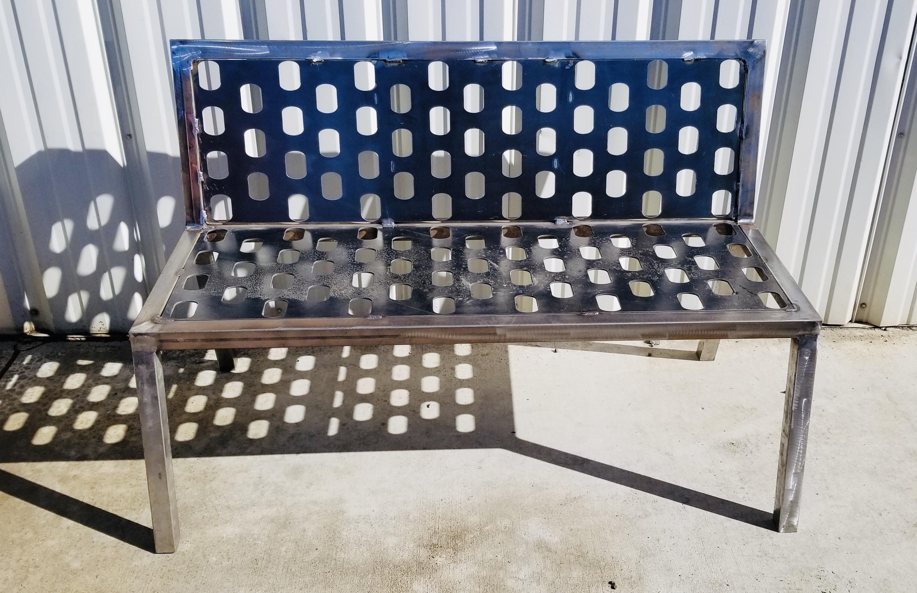 CNC Plasma Bench
