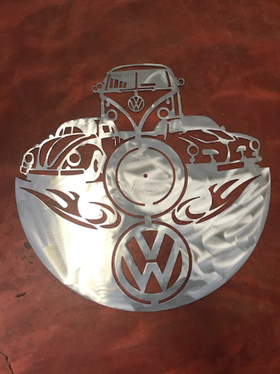 VW Clock