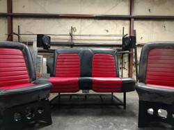 Seats w/ Built in Speakers