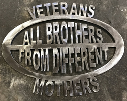 Veteran Plaque