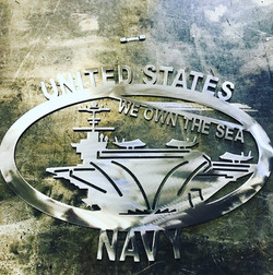 Navy We Own the Sea