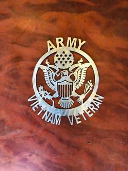 Army Vietnam Veteran