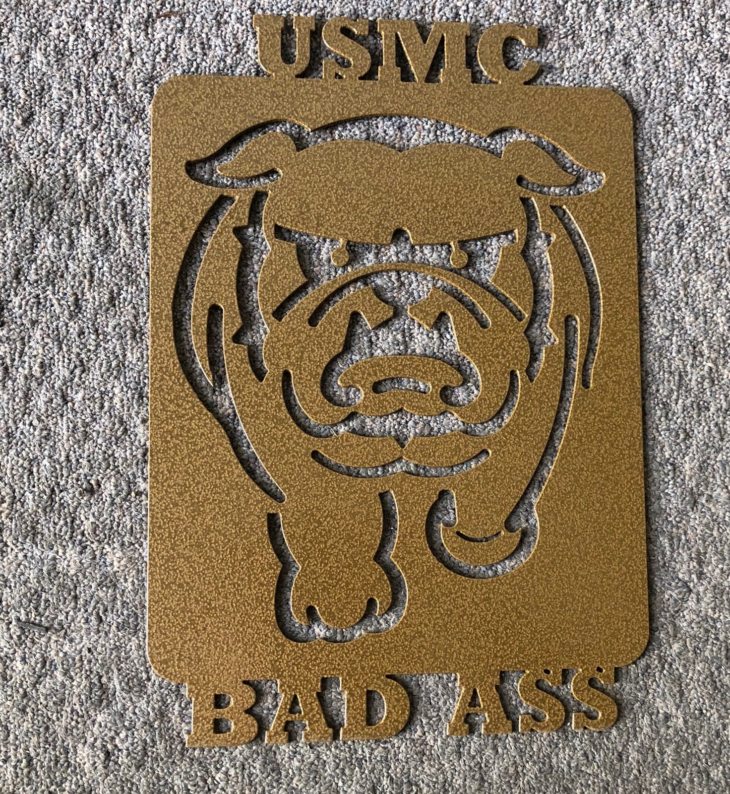 USMC Bull Dog