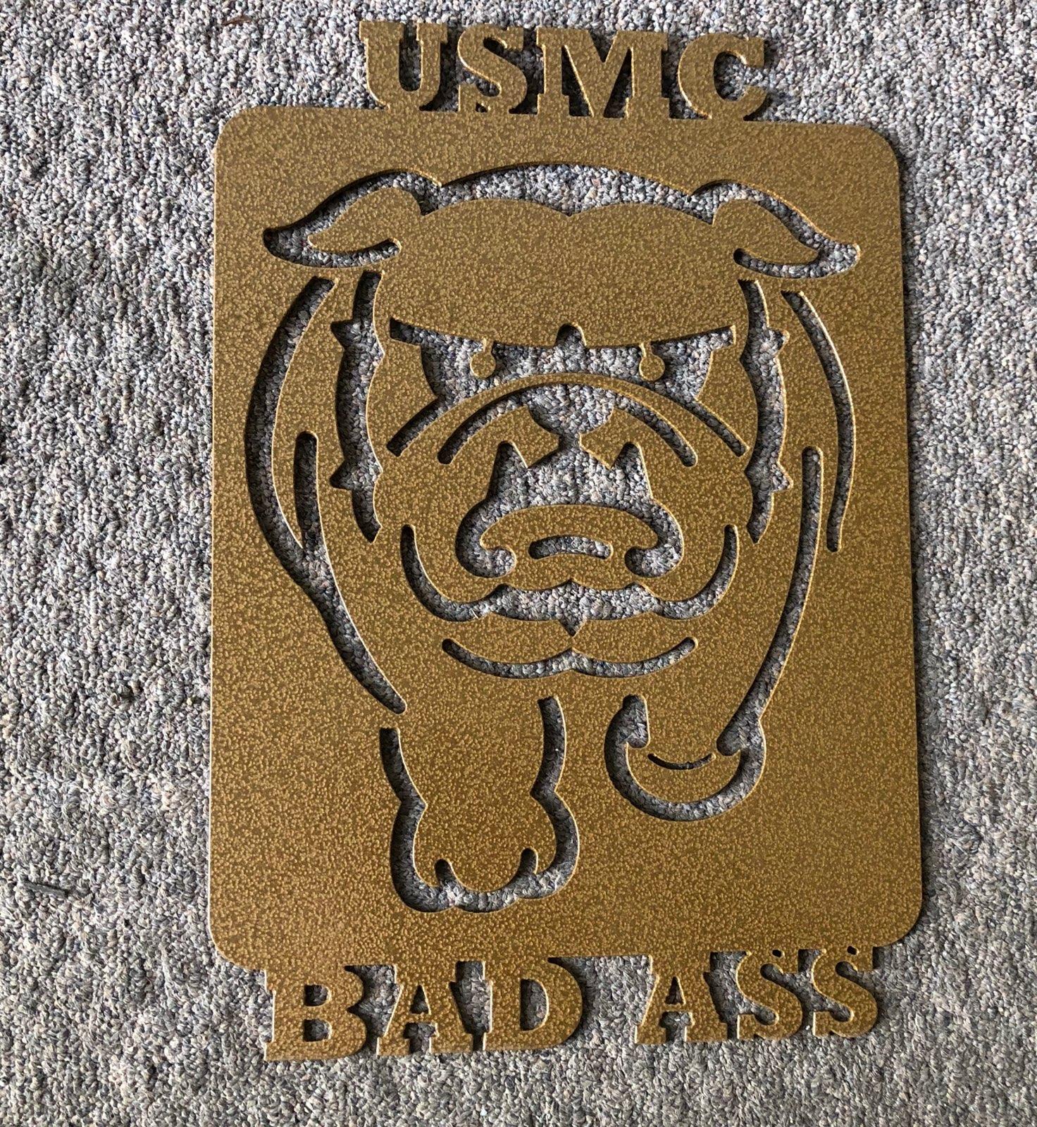 USMC Bull Dog