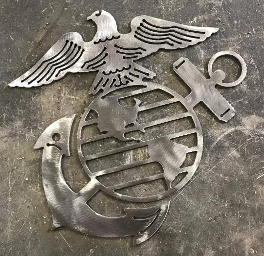 Marine Plaque