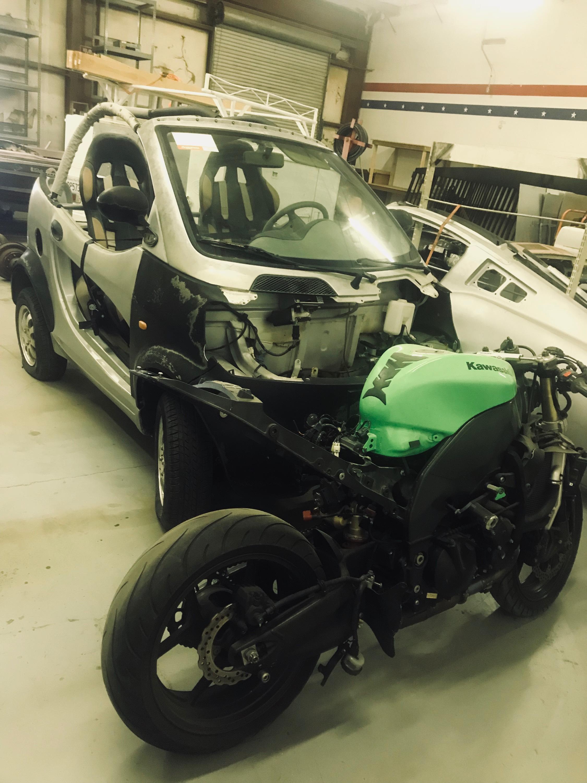 Racing Smart Car Project