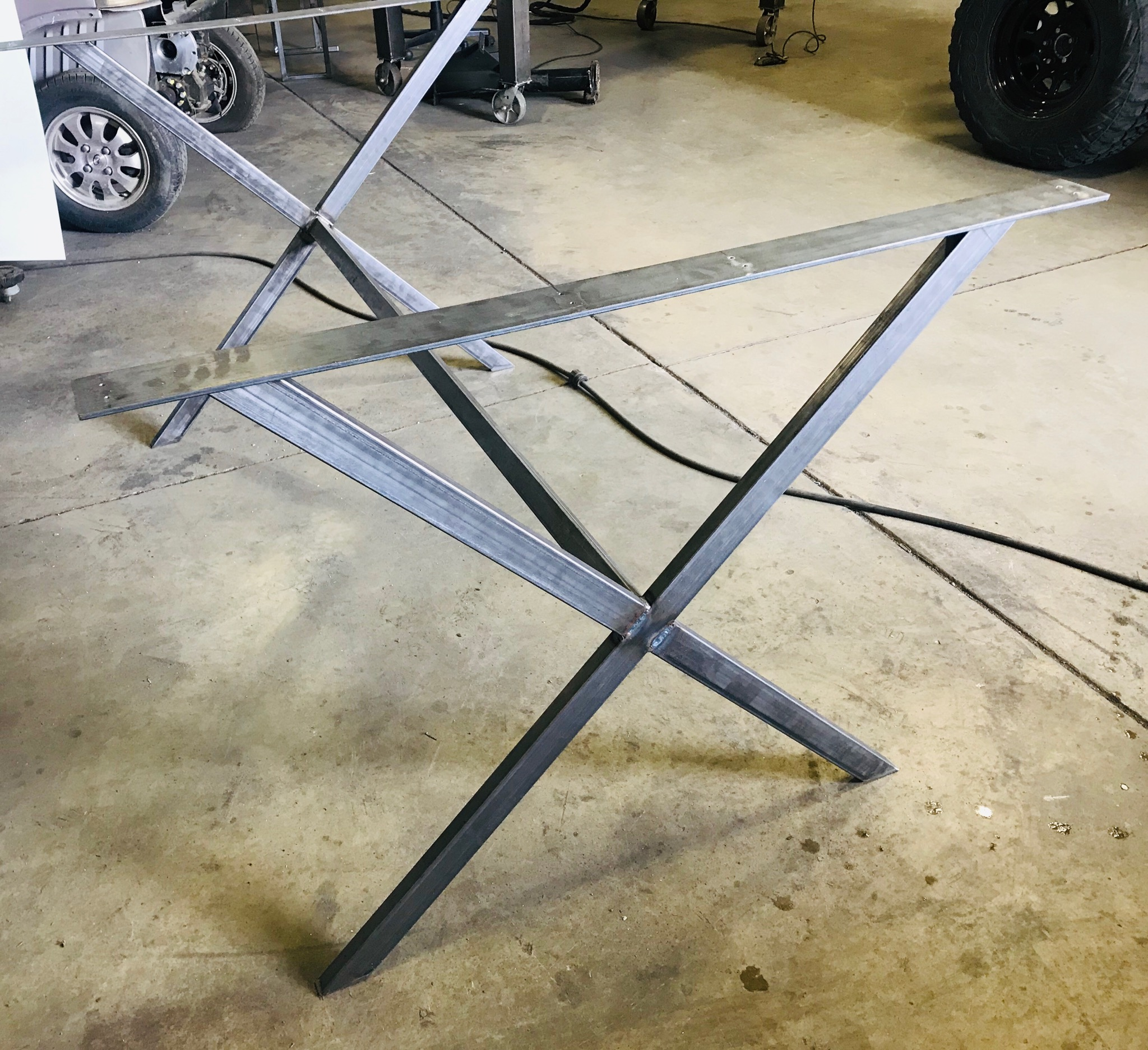 Custom Table Stand