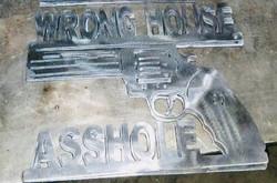 Wrong House Revolver